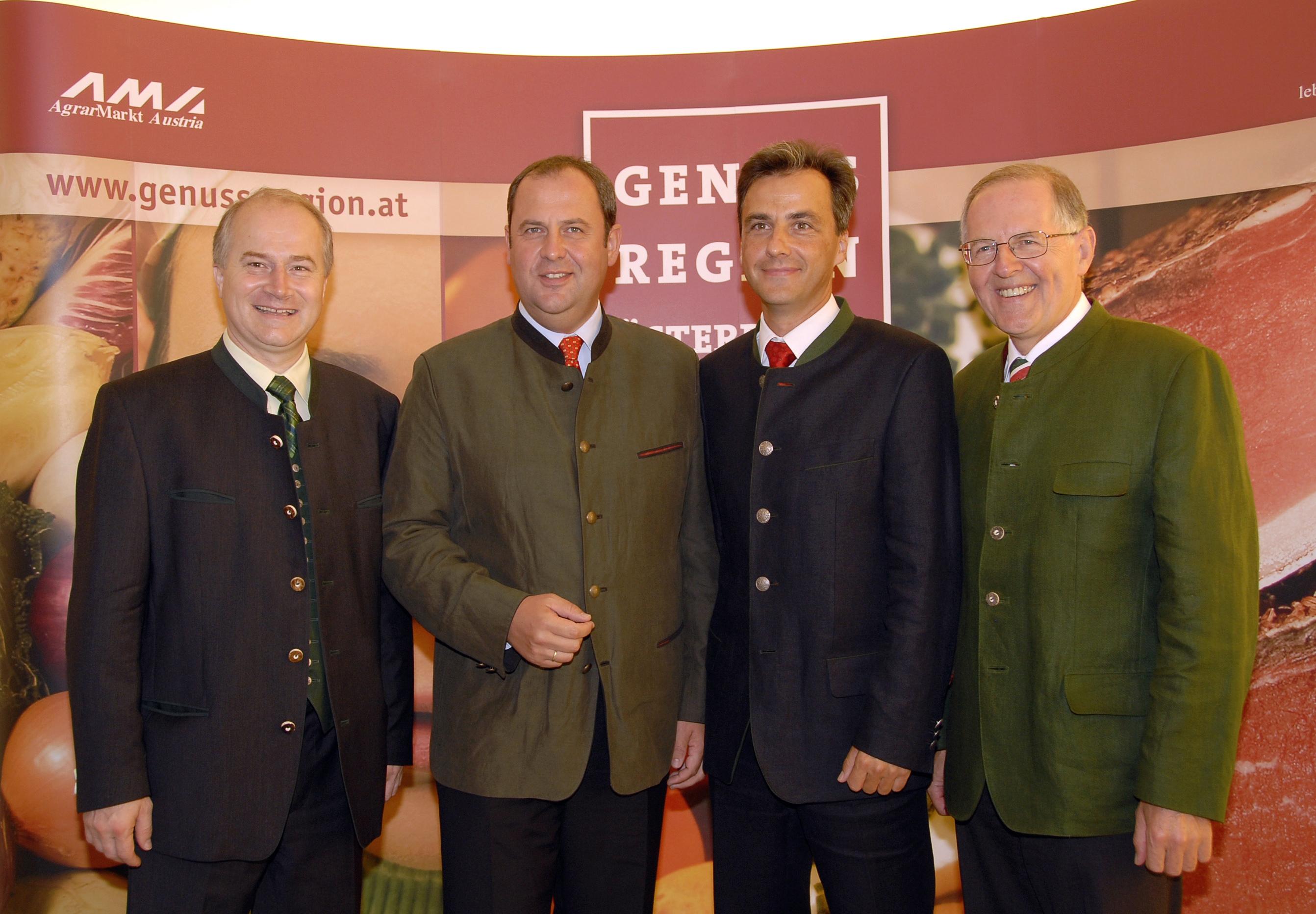 PRÖLL: Graz wird Genusshauptstadt Österreichs