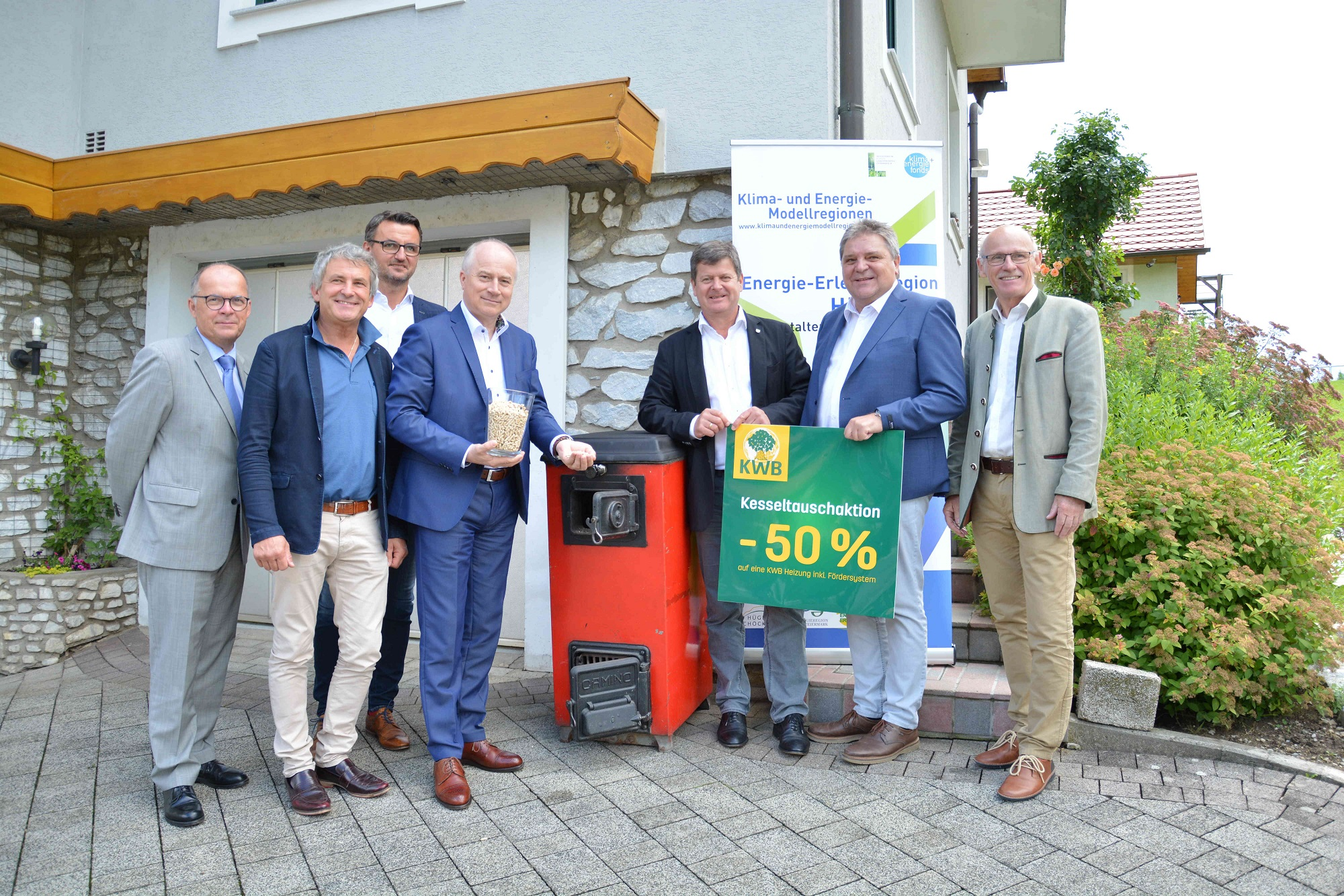 DAS WARS´ FÜR ÖL UND GAS! - Lebensressort - Landesregierung Steiermark